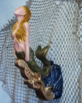 Small Mermaid Figurehead